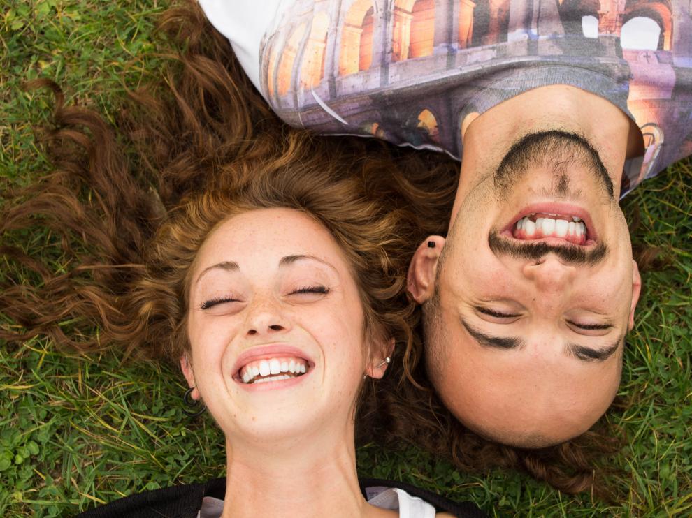 La risa tiene efectos terapéuticos