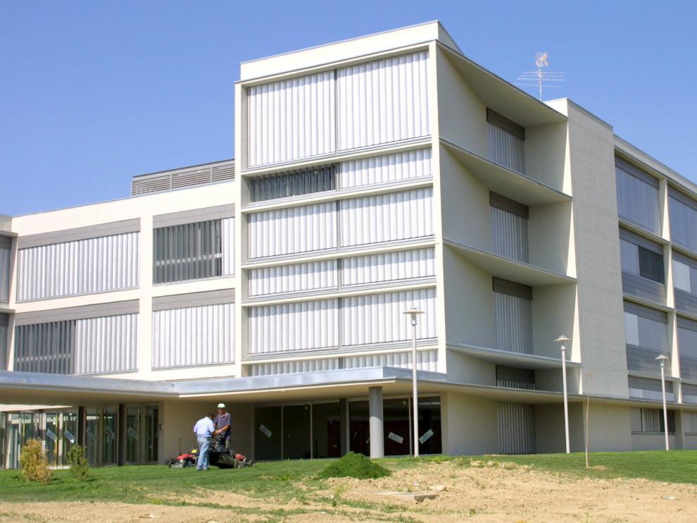 Escuela de Ingeniería y Arquitectura (EINA) de la Universidad de Zaragoza.