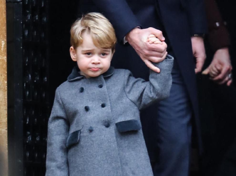 304cd7e93a51 Los 'mini-príncipes' ingleses apuestan por la moda española ...
