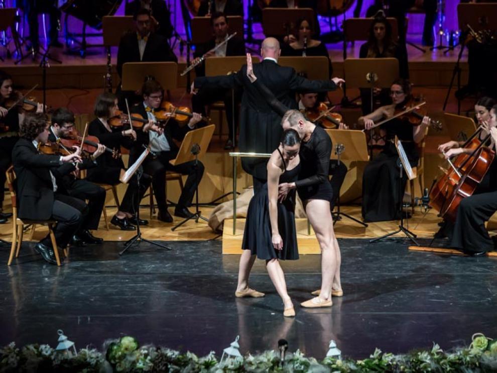 El concierto de Año Nuevo es una tradición en Zaragoza.