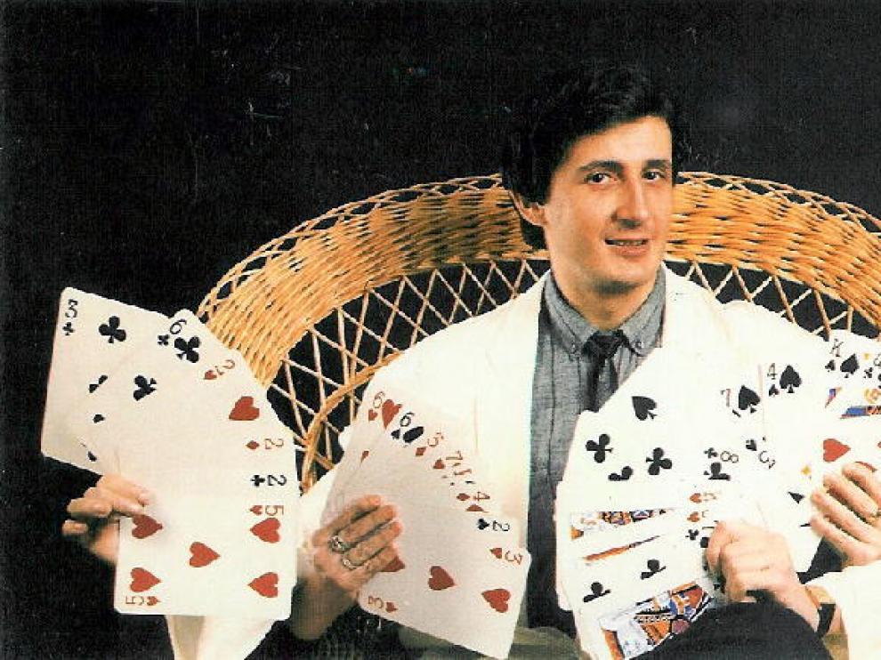 Pepe Carroll, quien dominaba la magia de cerca con cartas, será homenajeado el último fin de semana de enero.
