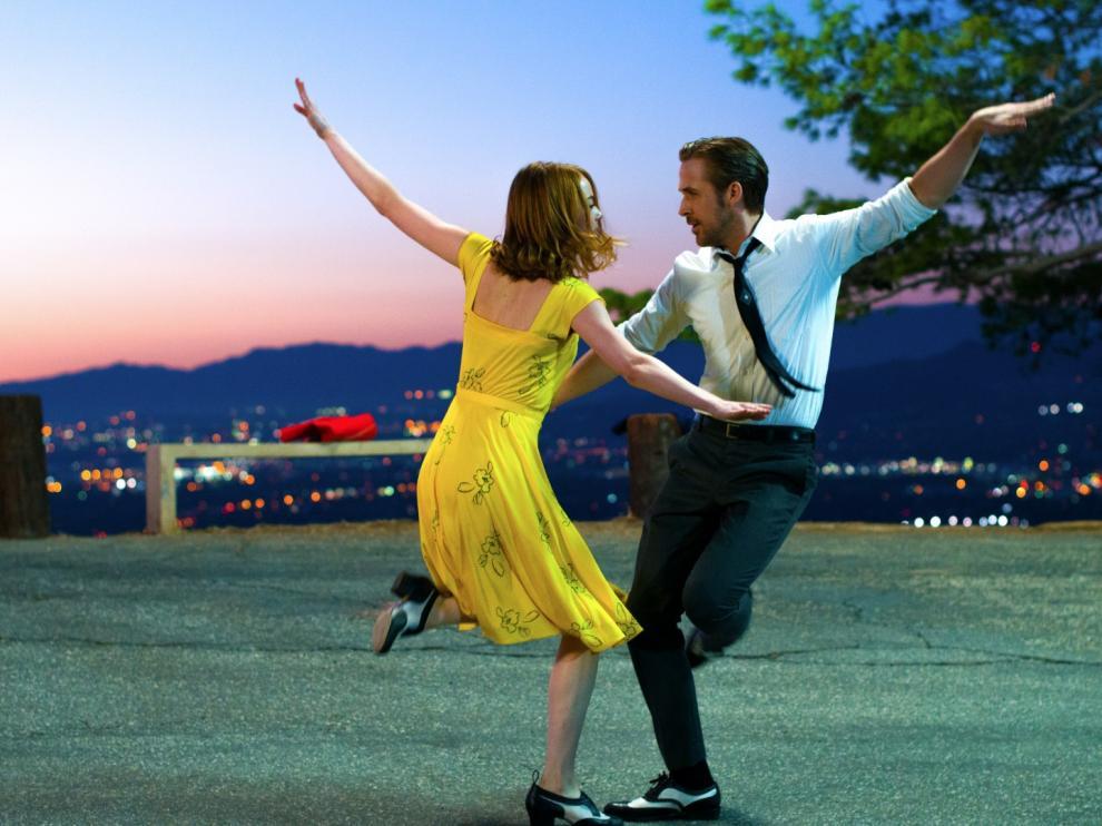Imagen de la película 'La ciudad de las estrellas (La La Land)'.