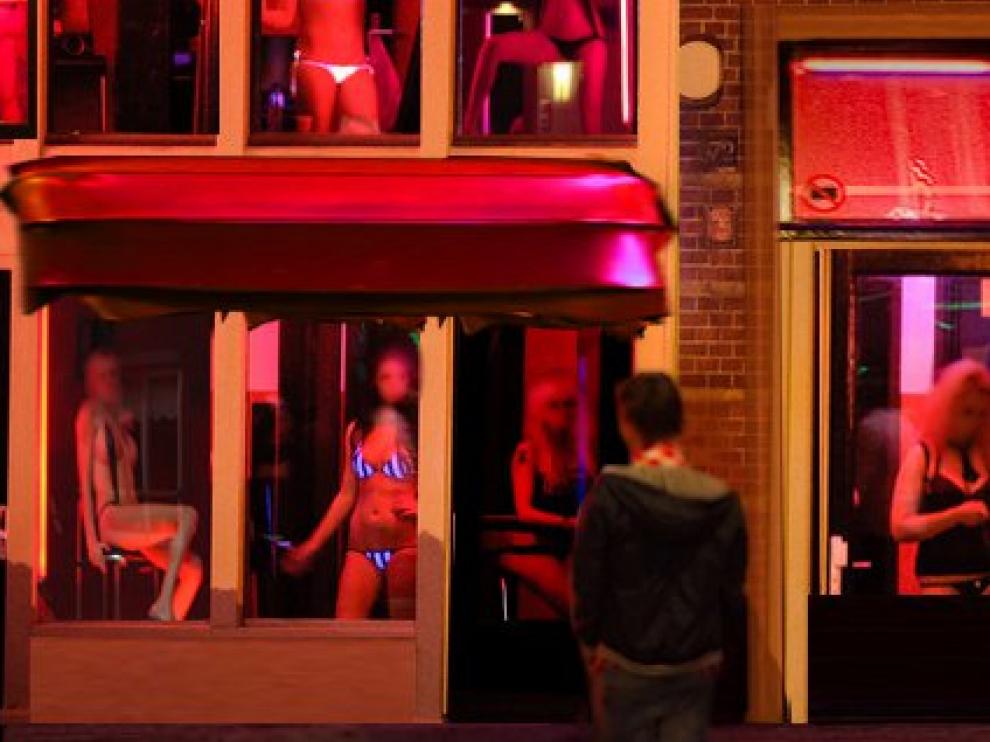 Amsterdam prostitucion
