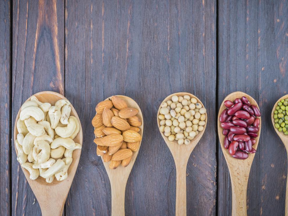 Las legumbres no deben faltar en nuestra dieta.