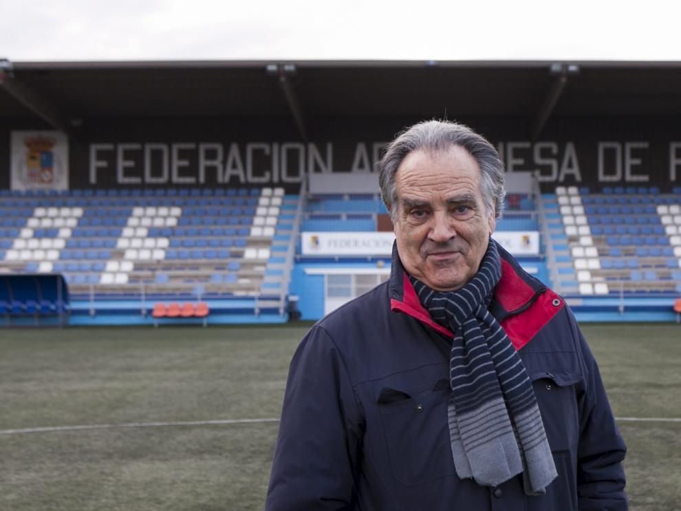 Óscar Fle, en una foto de archivo.