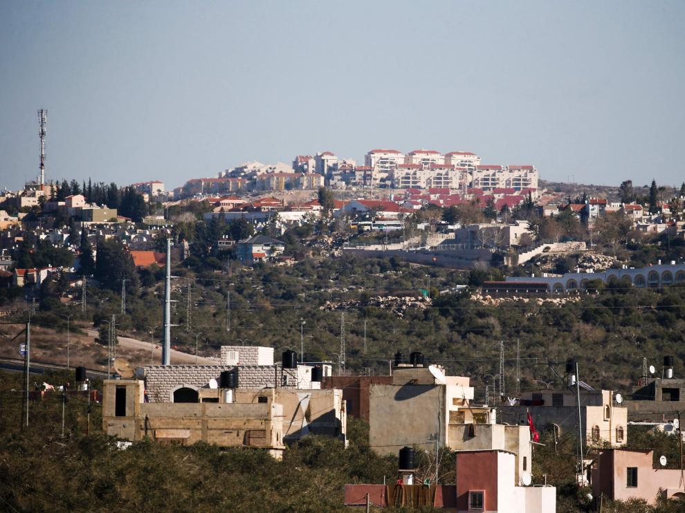 . Los asentamientos judíos en Cisjordania son uno de los temas más polémicos entre israelíes y palestinos.