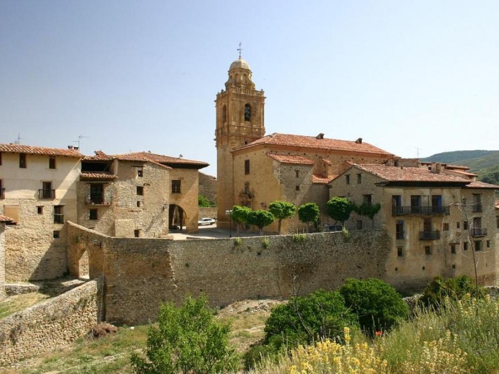 Mirambel es una pequeña localidad de la comarca del Maestrazgo.