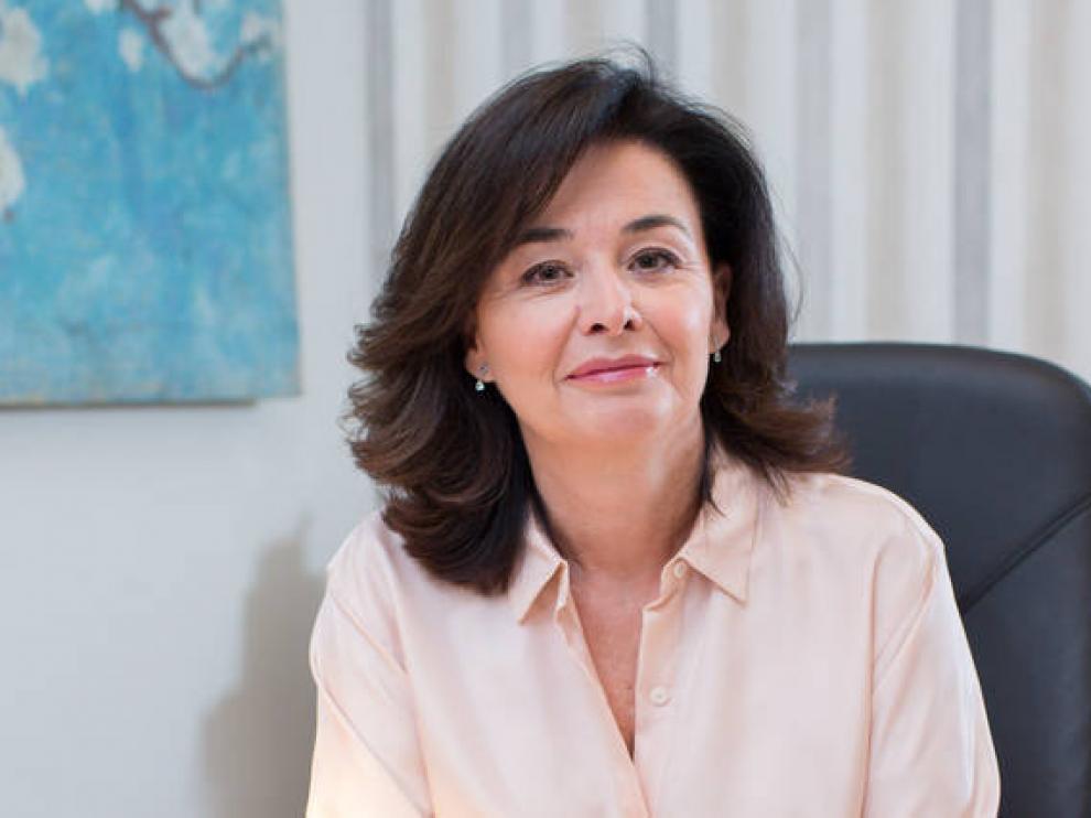 La psicopedagoga Olga Lázaro