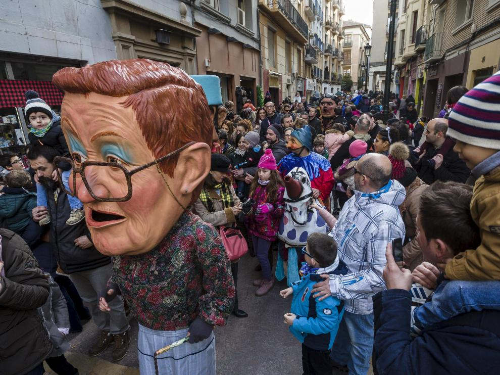 Celebración de San Valero en Zaragoza