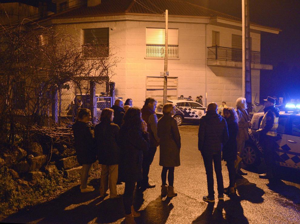 El crimen ocurrió en el domicilio que ambos compartían en la localidad de O Carballiño.