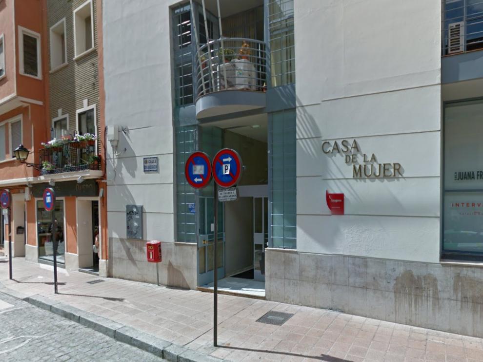 Casa de la Mujer de Zaragoza.