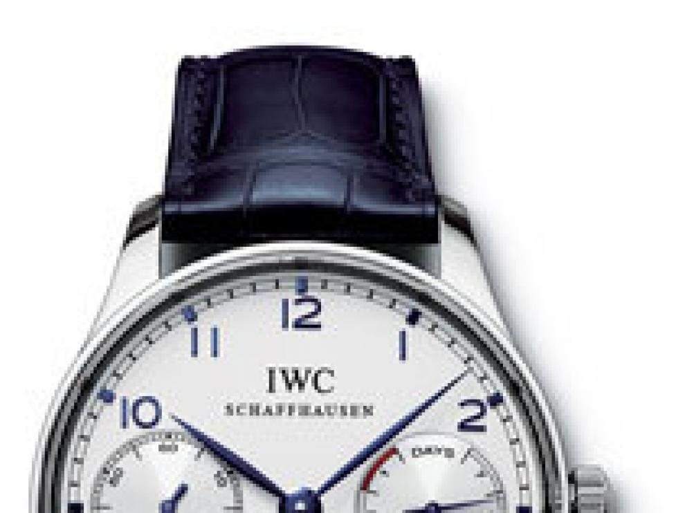 Reloj IWC Schaffhause, modelo Portuguese
