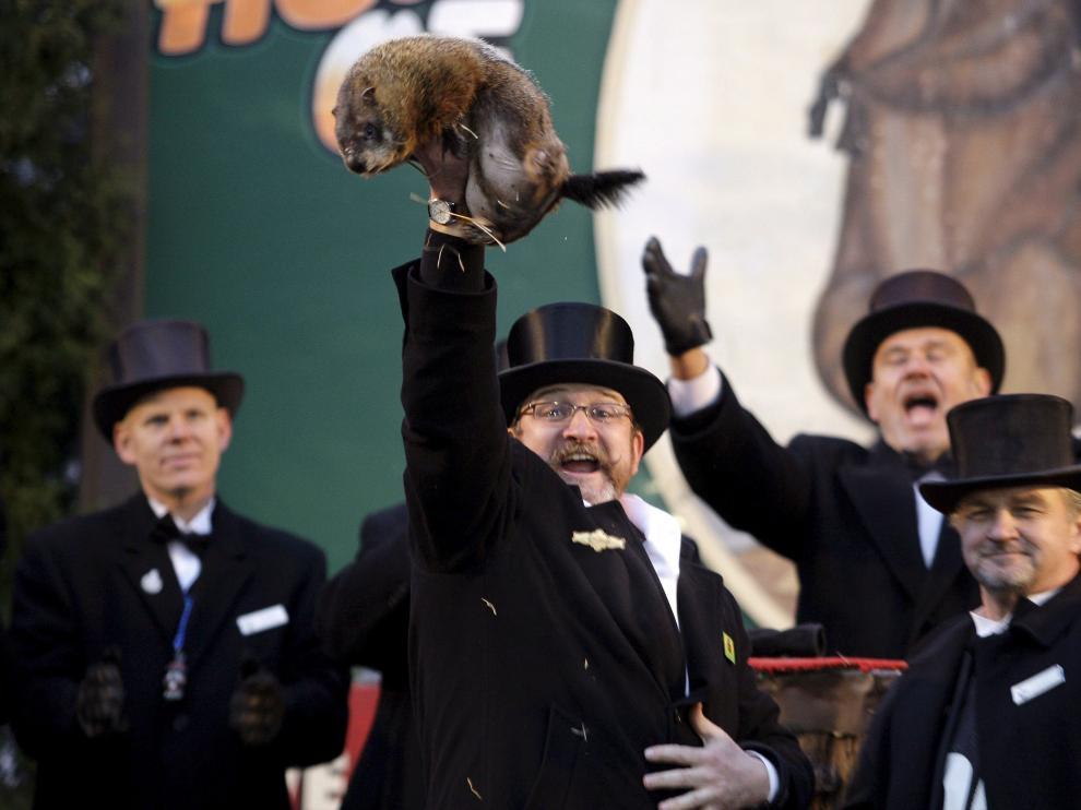 Córdoba: sosteniendo a la marmota