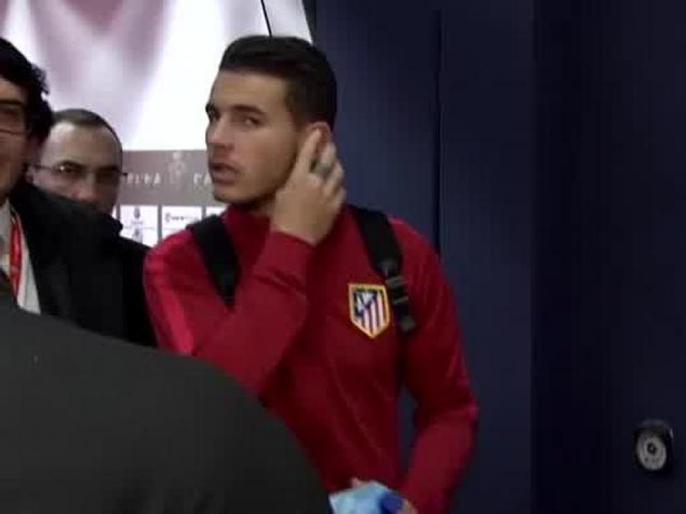 El futbolista Lucas Hernández detenido por supuestamente maltratar a su novia