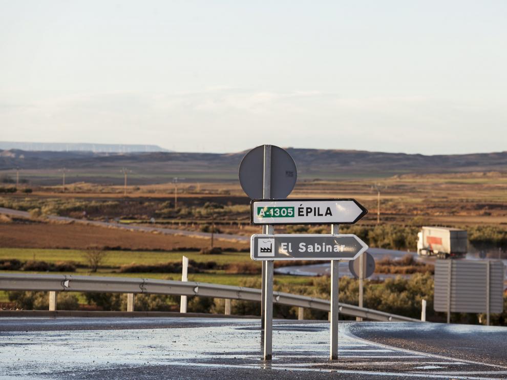 Los terrenos escogidos se ubican junto al polígono de El Sabinar, a los pies de la autovía de Madrid.