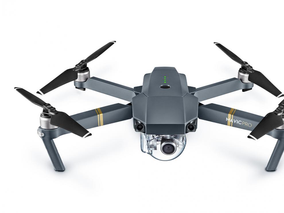 El Mavic Pro es uno de los mejores drones del mercado.