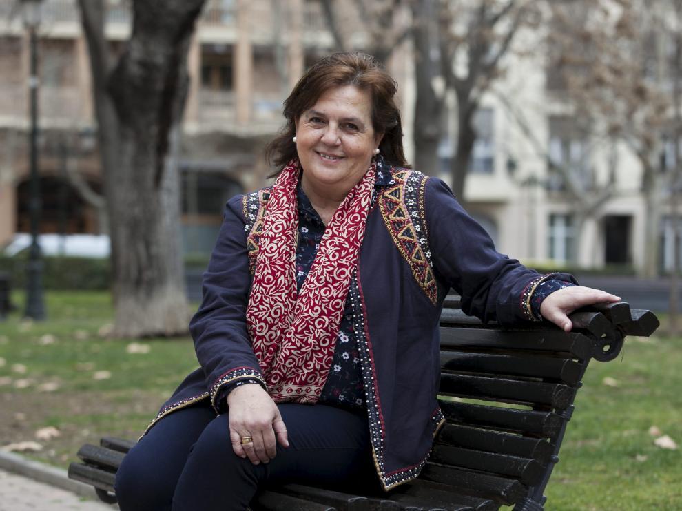 Rosario Gómez Puyoles defiende el turismo cultural como motor de desarrollo.