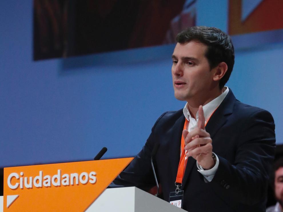 "Albert Rivera: ""Los liberales de Cádiz han vuelto"""