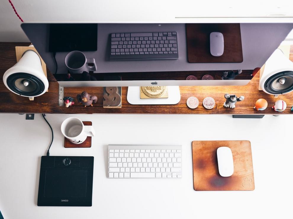 Tres claves para crear el espacio de trabajo perfecto en casa