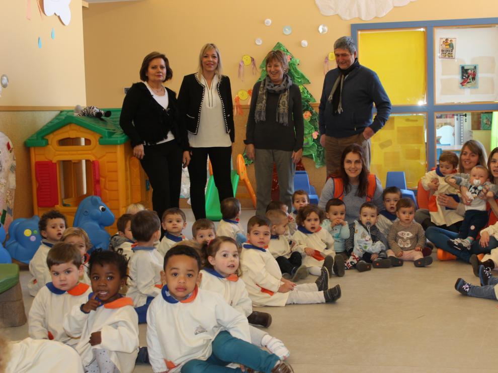 Escuela Infantil de Los Monegros.