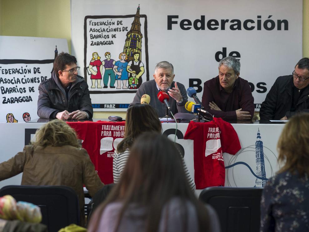 Plataforma de Afectados de Hepatitis C de Aragón