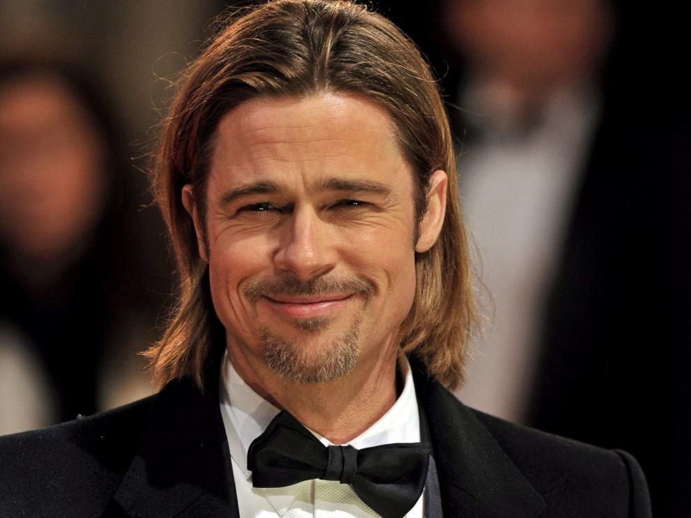 El actor Brad Pitt en imagen de archivo.