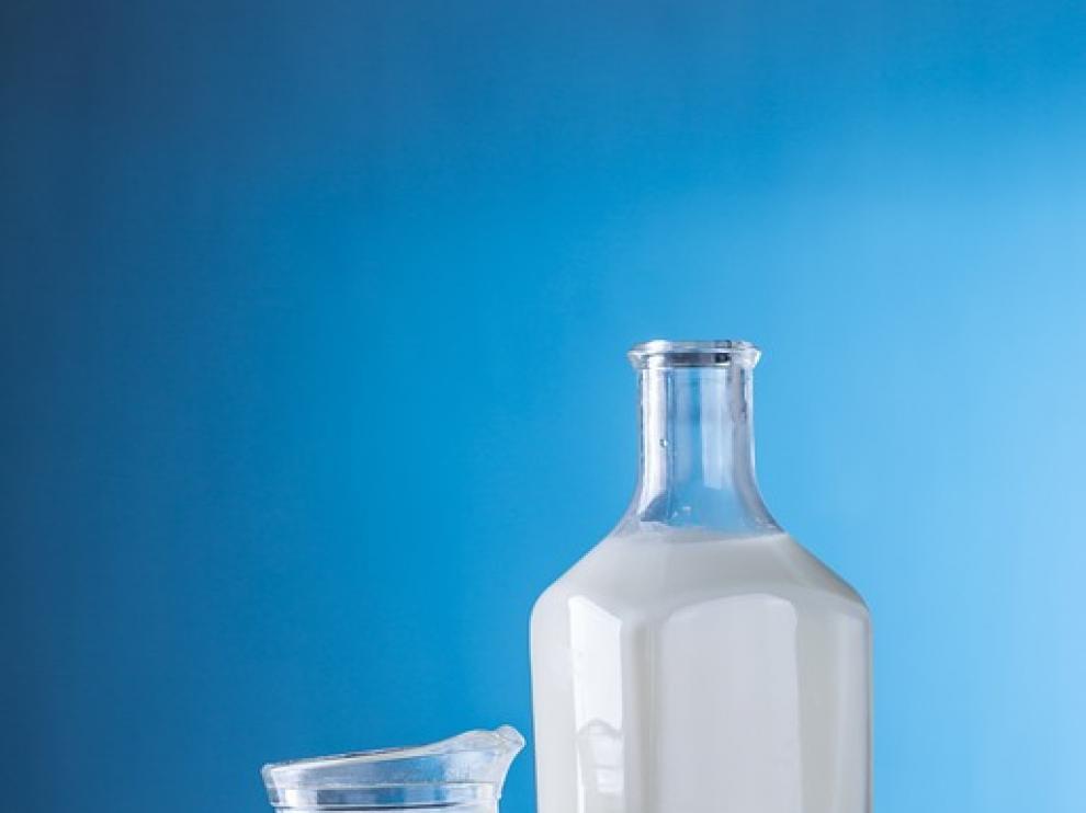 La lactosa es un azúcar que está presente en todas las leches de los mamíferos.