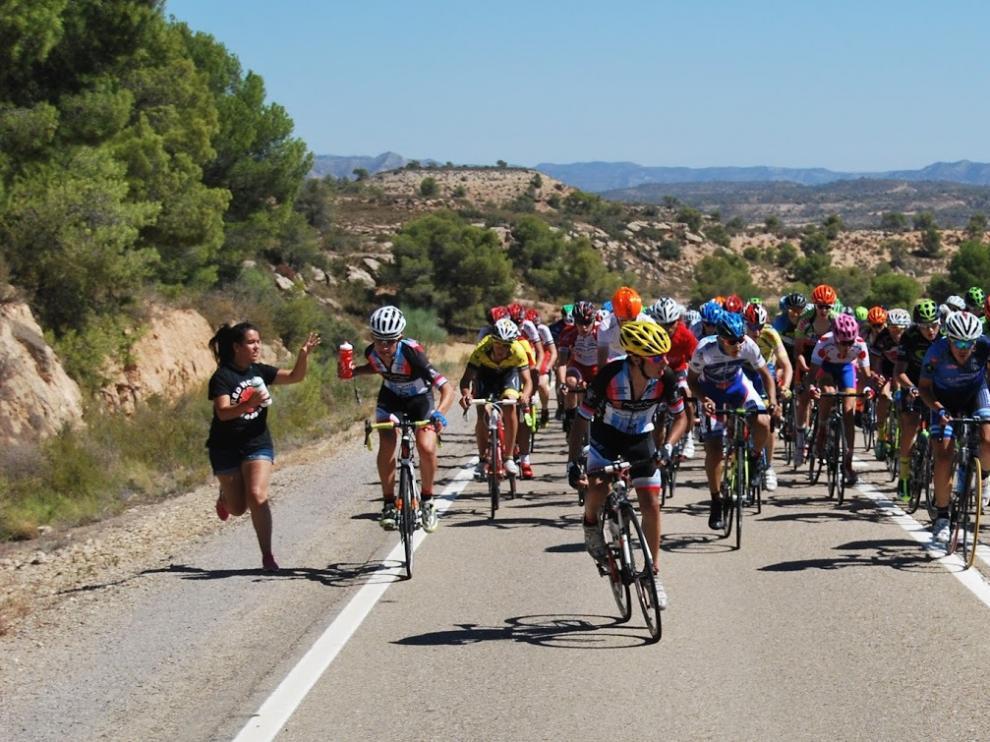 Ciclismo en Tarazona y el Moncayo.