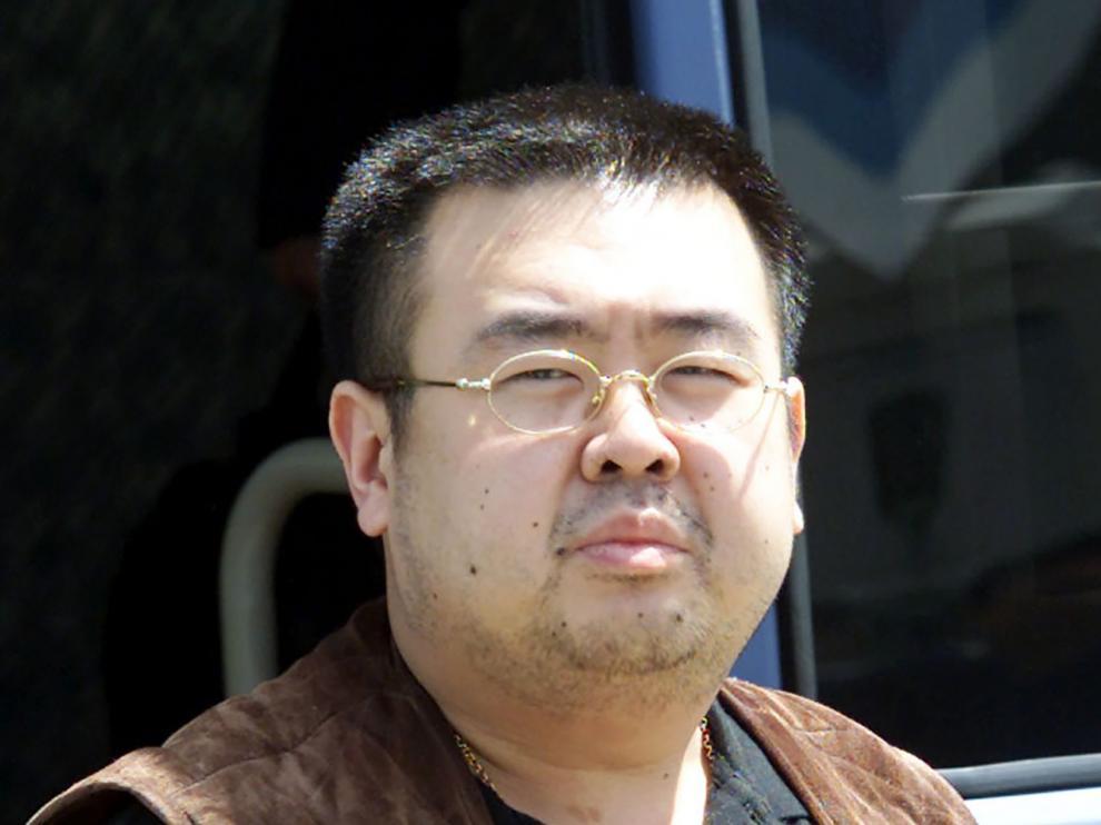 El hermano mayor de Kim Jong-un, Kim Jong-nam.