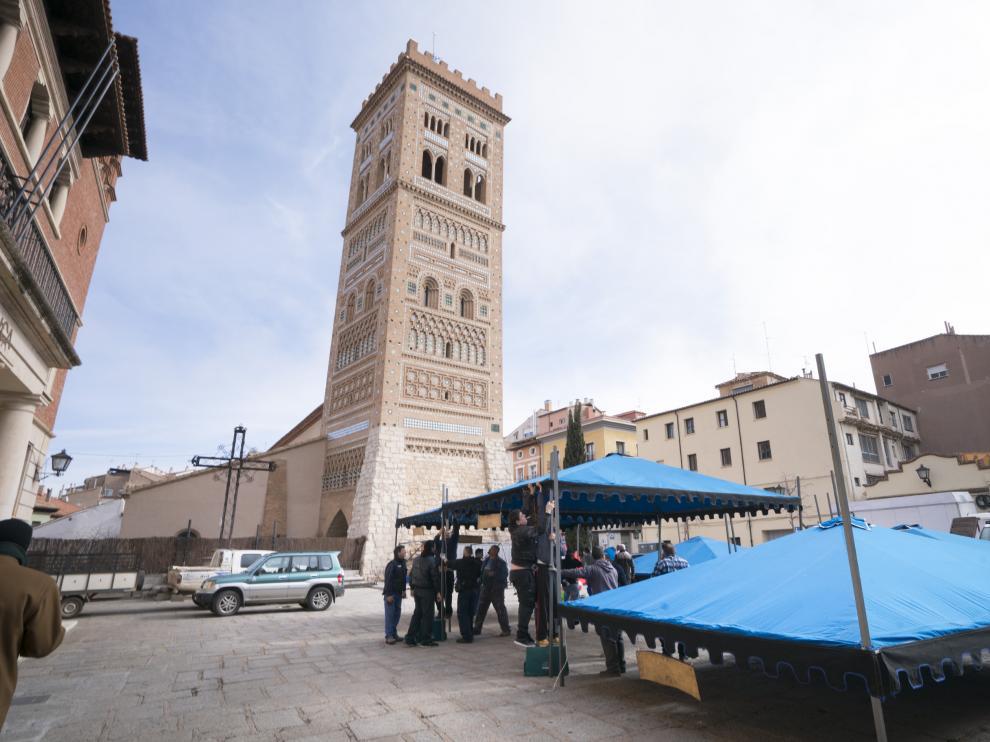 Teruel se prepara para las Bodas de Isabel