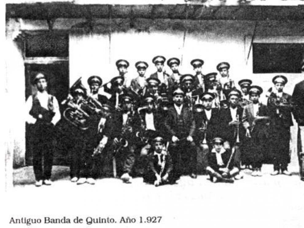 Banda de Quinto.