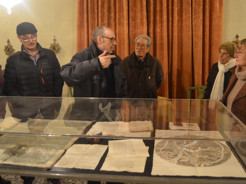 Exposición inaugurada el pasado 26 de diciembre.