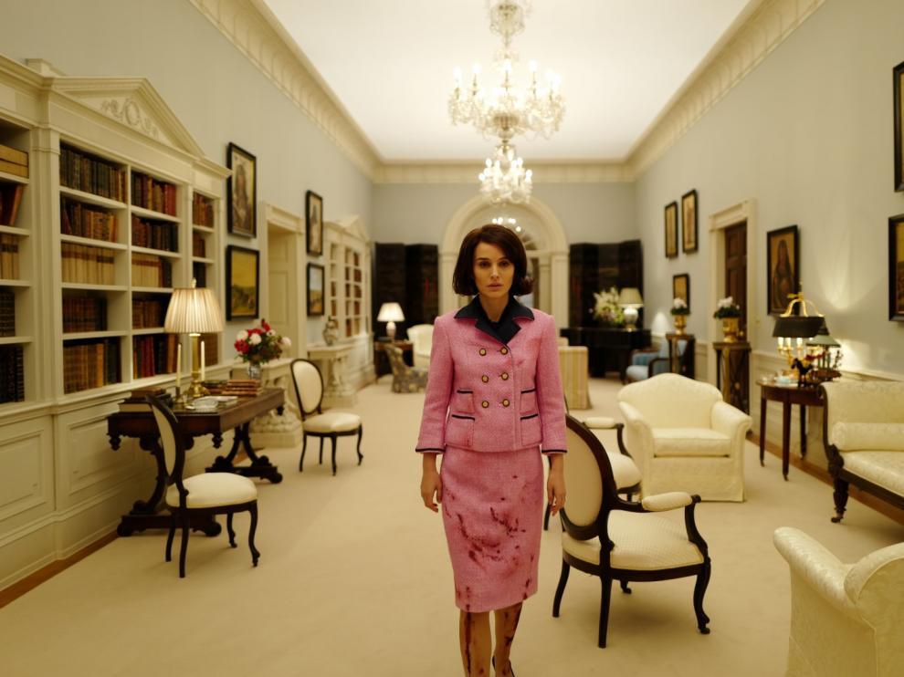 Fotograma de la película 'Jackie'.