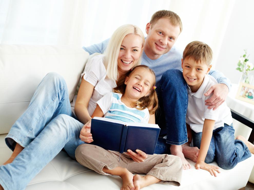 La familia es el mejor entorno para experimentar la alegría.