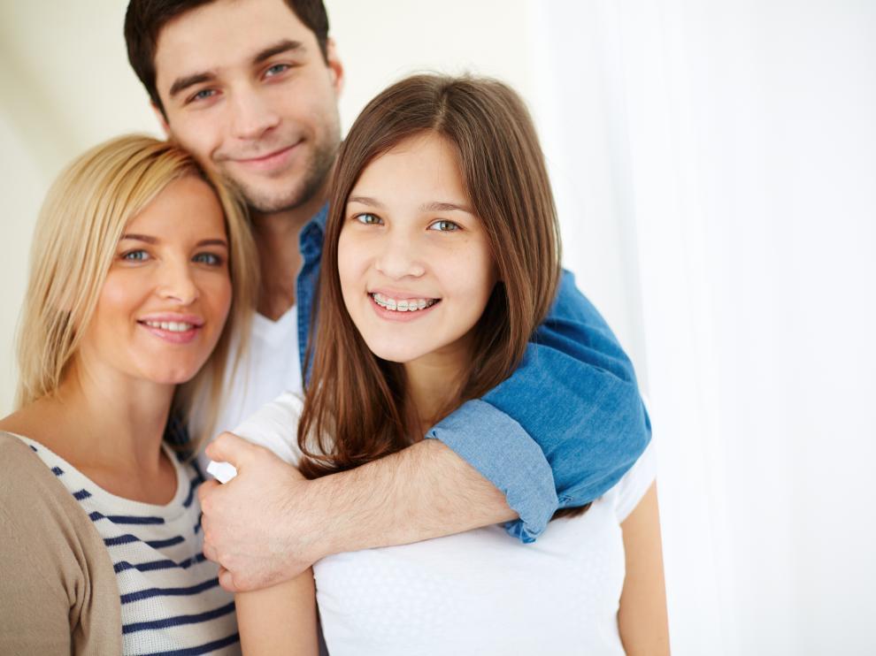 Lo importante es disfrutar el tiempo real que tenemos con nuestros hijos.