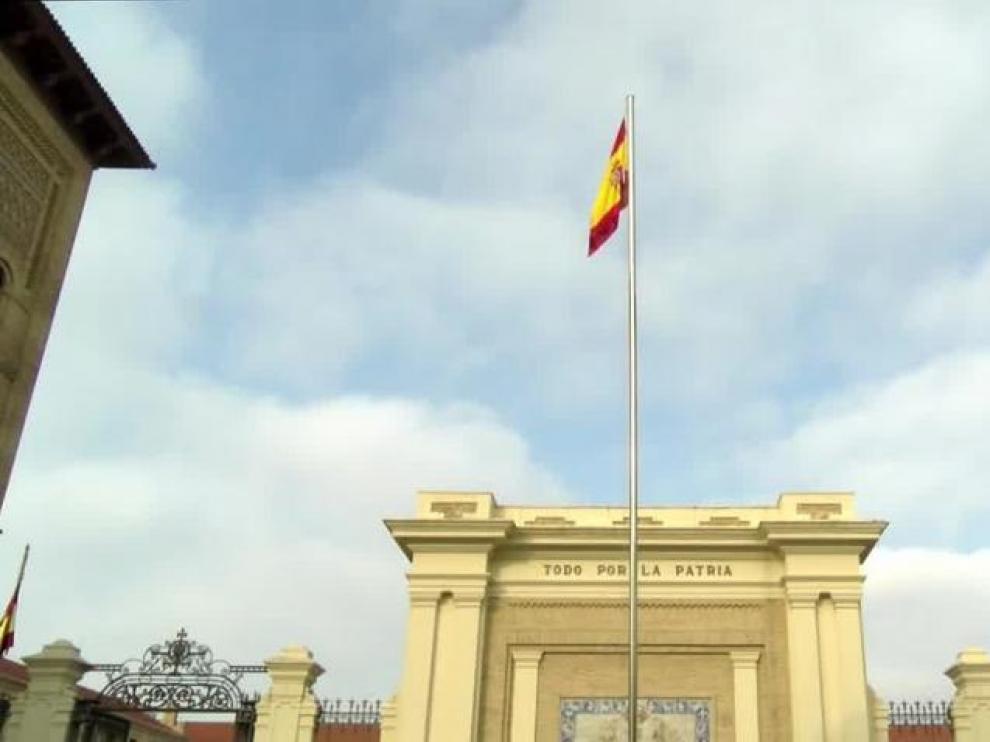 La Academia General Militar cumple 90 años en Zaragoza