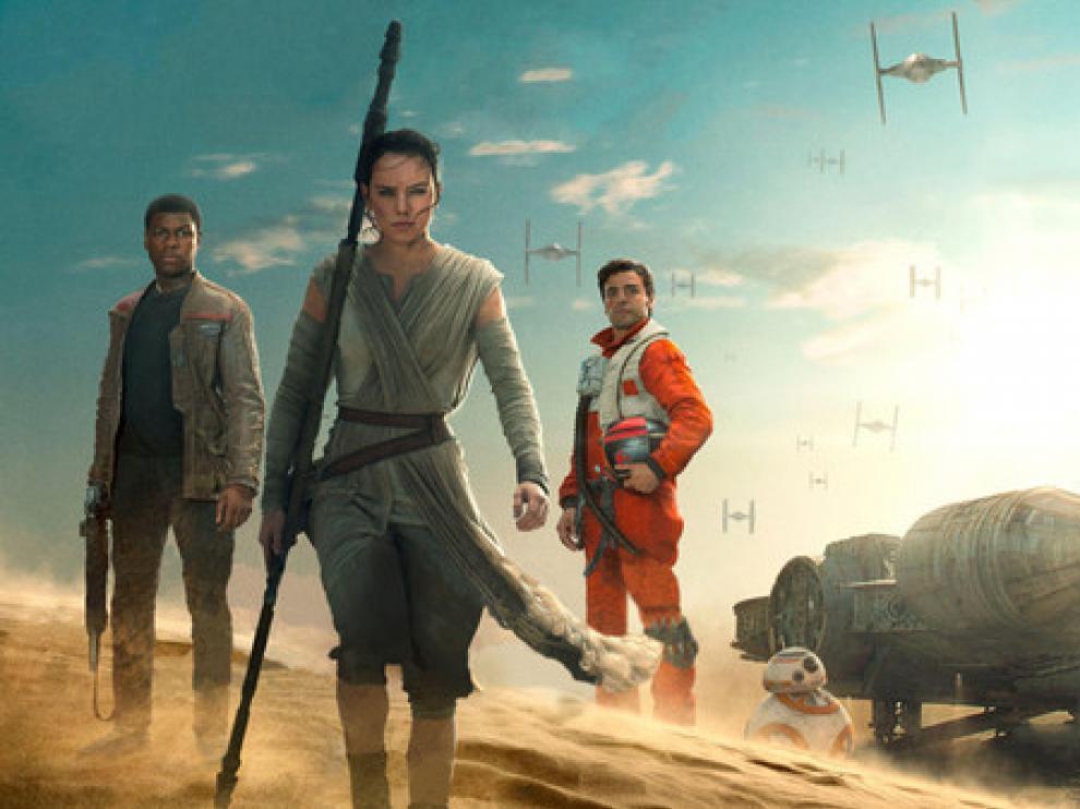 Rey, la heroína de 'El despertar de la fuerza' interpretada por Daisy Ridley, no depende de ningún hombre para definirse. Es autosuficiente