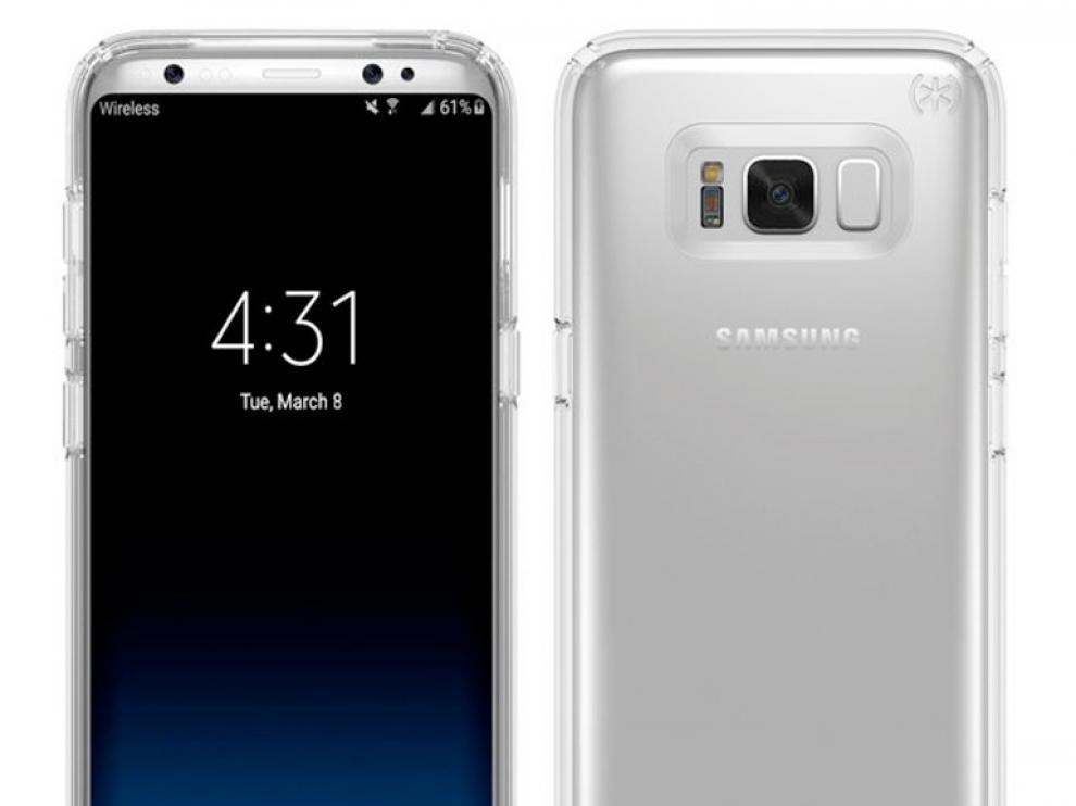 Samsung S8 y LG G6, filtrados