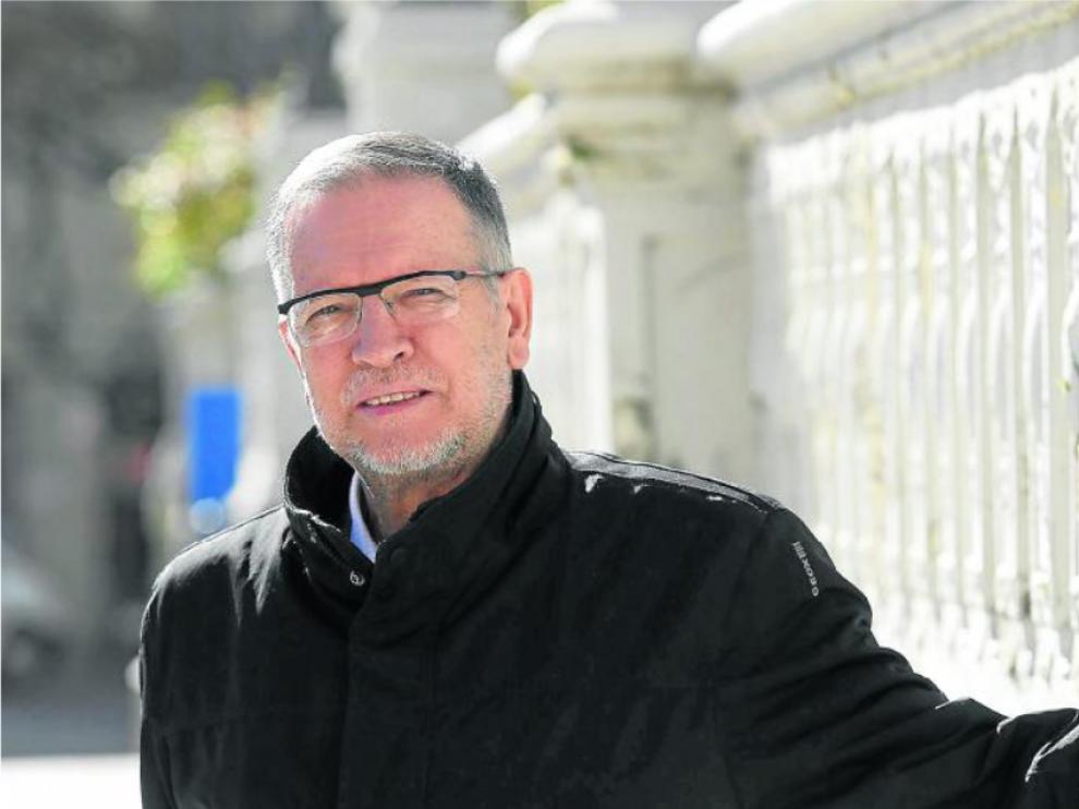 El expresidente del Gobierno de Aragón y senador autonómico, Marcelino Iglesias.
