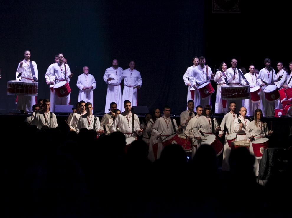 El acto se celebró ayer por la tarde en la sala Multiusos del Auditorio de Zaragoza.