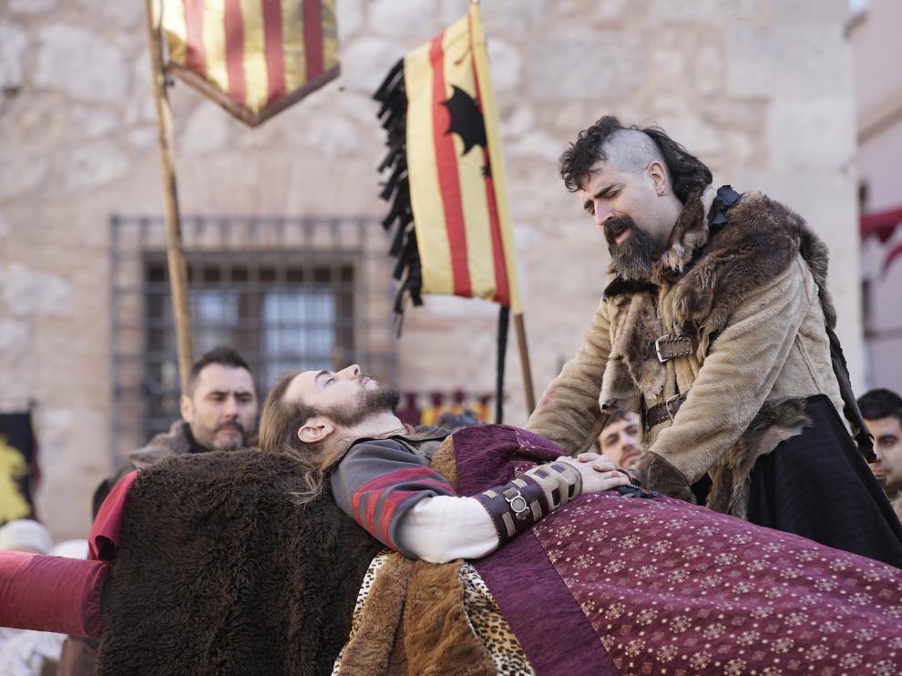 Las Bodas de Isabel, en Teruel.