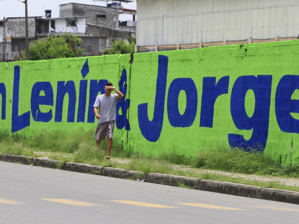 Ecuador celebra este domingo elecciones presidenciales.