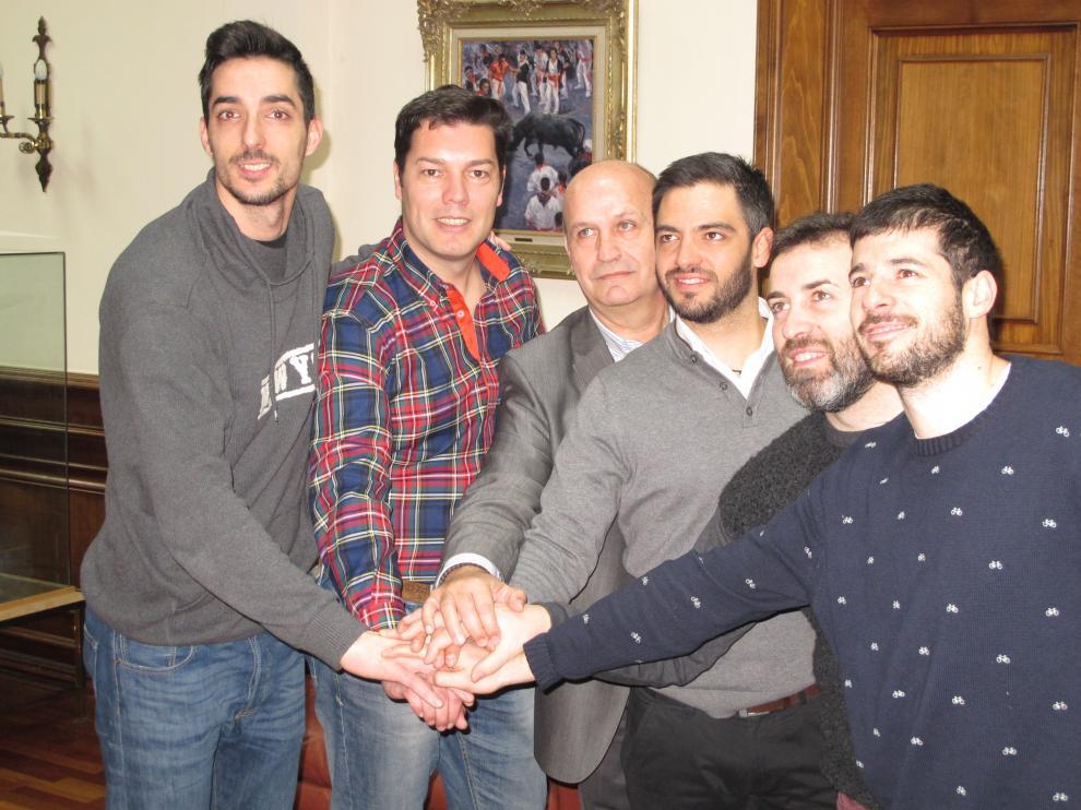Altayó, Domingo, Ranera, Rivera, Susín y Folguera, se conjuran para ganar la Copa del Rey.
