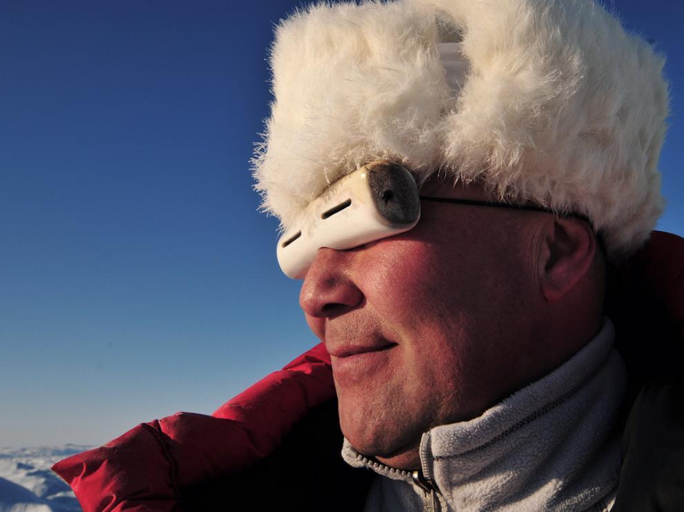 Las gafas inuits, las predecesoras de las actuales gafas de sol.