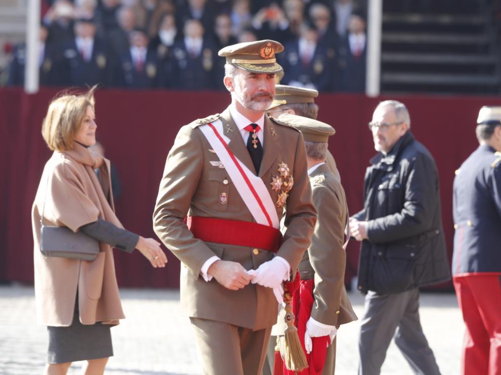 135 aniversario de la fundación de la Academia General Militar.