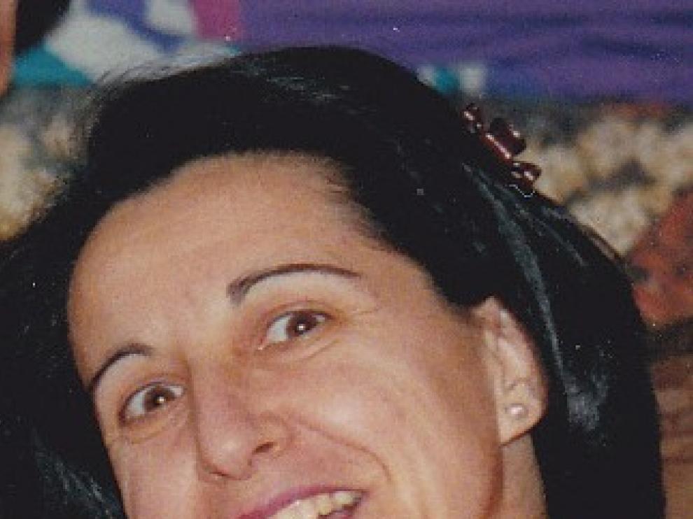 Amparo Soler, la oscense de Ballobar asesinada el pasado viernes en Lérida.