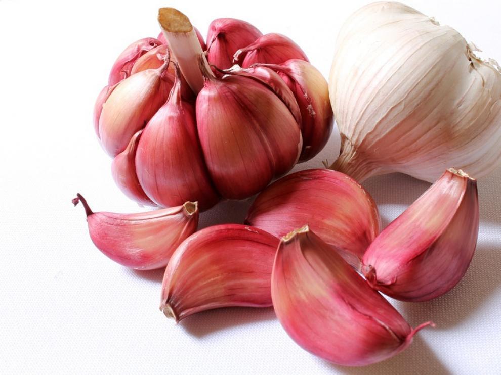 El ajo es un alimento con multitud de propiedades beneficiosas.