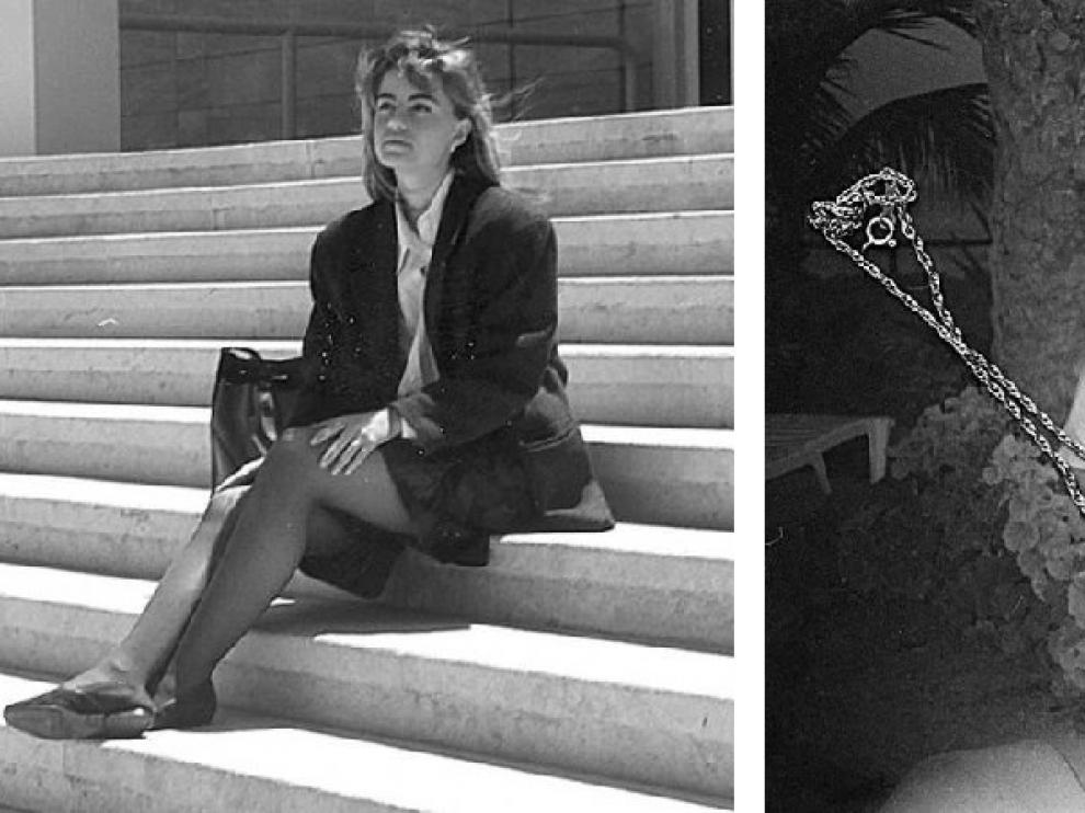 Los homicidios de Mercedes Lázaro (izquierda) y Eva María Aznárez (derecha) se cometieron en el lapso de mes y medio.