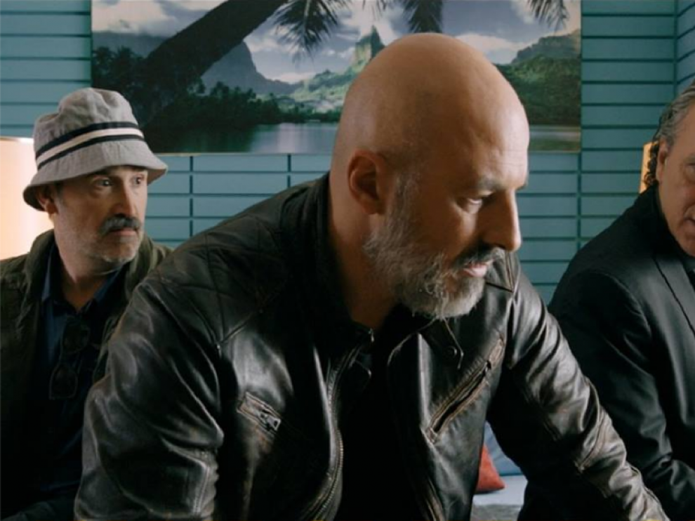 Imagen de la película 'Es por tu bien'.