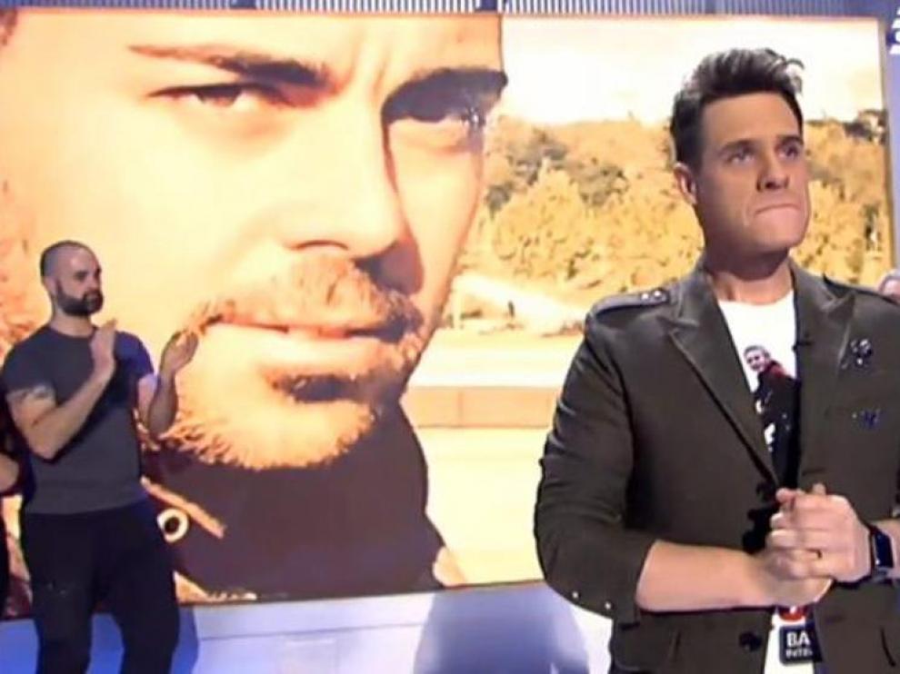 Christian Gálvez  recordó en el programa a un compañero recientemente fallecido.